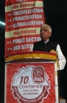 Com. N.K. Gaur innaugrating the Conference